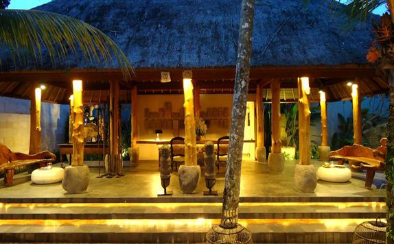 Lobby di The Purist Villas