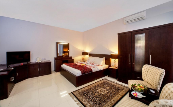 Guest room di The Radiant Hotel & Spa