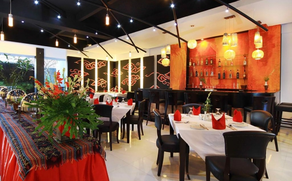Restaurant di The Radiant Hotel & Spa