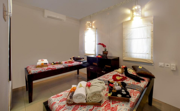 Spa di The Radiant Hotel & Spa