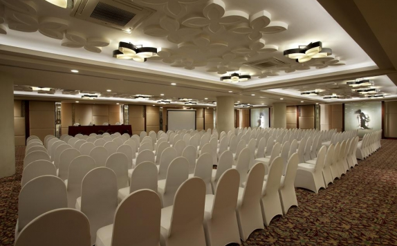Ballroom di The Royal Surakarta Heritage