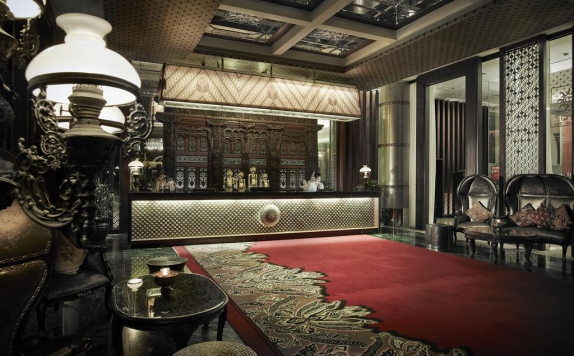 Interior di The Royal Surakarta Heritage
