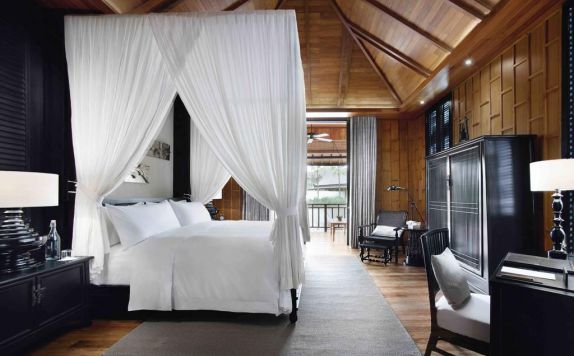Double Bed Room di The Sanchaya Bintan
