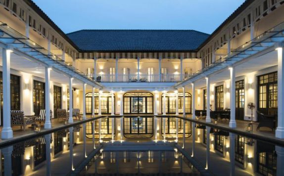 Outdoor Pool Hotel di The Sanchaya Bintan