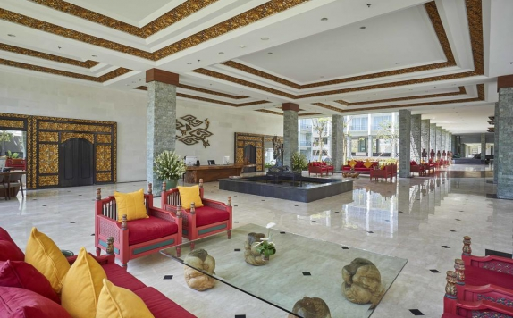 Lobby di The Sintesa Jimbaran Bali