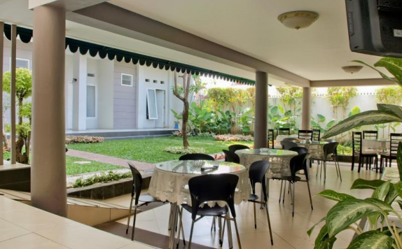 Restaurant di The Sriwijaya Hotel