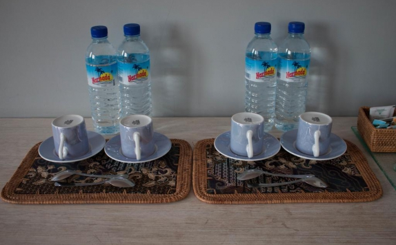 Amenities di The Suites Lombok