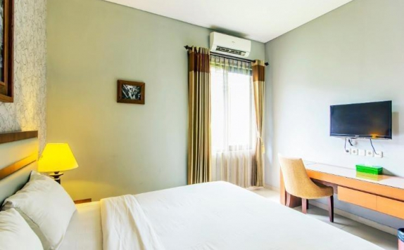 Bedroom di The Summit Siliwangi
