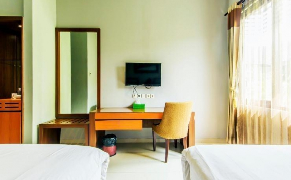 Interior bedroom di The Summit Siliwangi