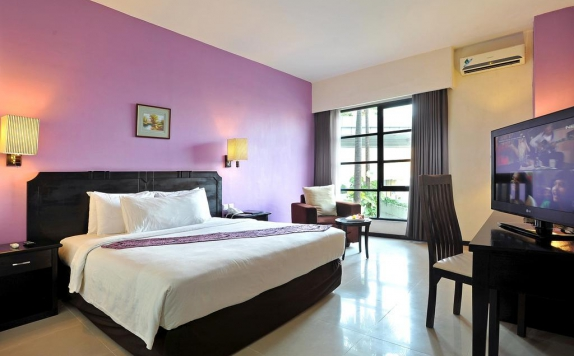 Guest room di The Sun Hotel Sidoarjo