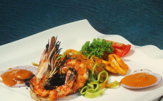 food and beverage di The Trawangan Resort