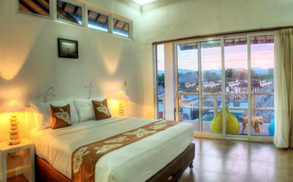 guest room di The Trawangan Resort