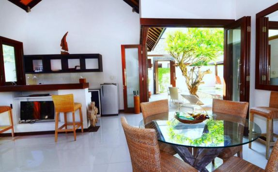 interior di The Trawangan Resort