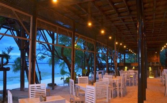 restaurant di The Trawangan Resort