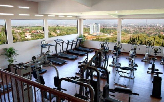 Gym di The Valley