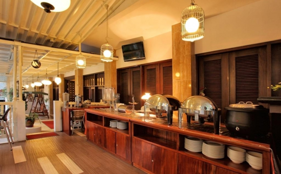 food and beverages di The Victoria Luxurious GuestHouse
