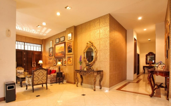 Interior di The Victoria Luxurious GuestHouse