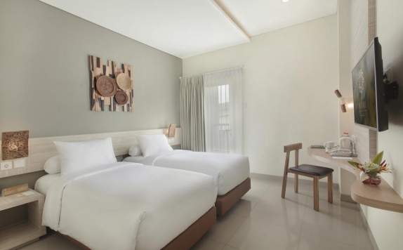 Guest room di The Wujil Resort & Conventions