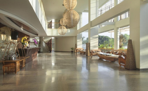 interior di The Wujil Resort & Conventions