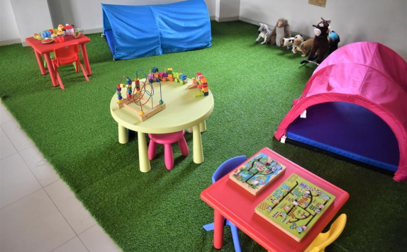 kids corner di The Wujil Resort & Conventions