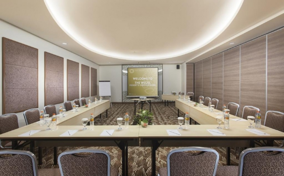 meeting room di The Wujil Resort & Conventions
