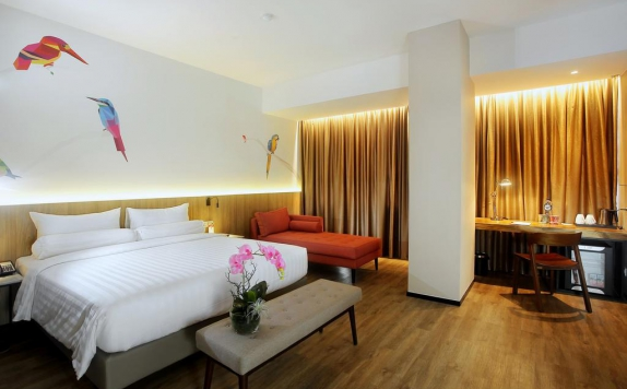 Bedroom di The Zuri Hotel and Convention Palembang