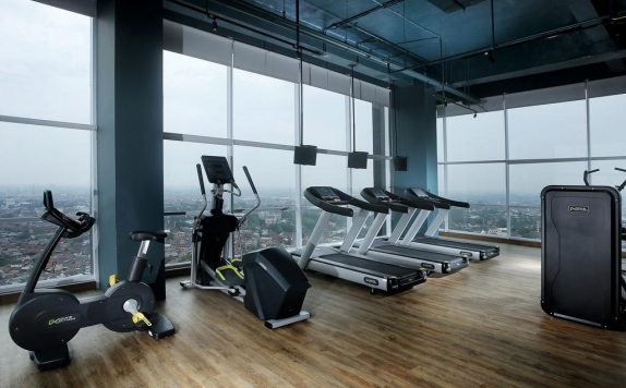Gym di The Zuri Hotel and Convention Palembang