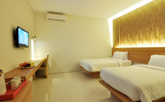 Interior di Tickle Hotel