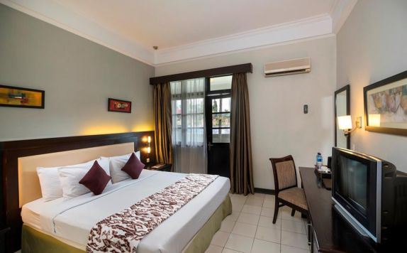 Double Bed Room di Tirta Sanita Spa Resort