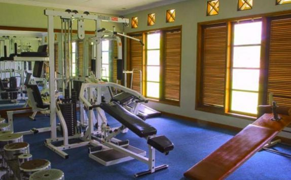 Fitness Center Hotel di Tirta Sanita Spa Resort