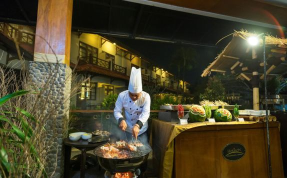 Foods and Beverages Hotel di Tirta Sanita Spa Resort