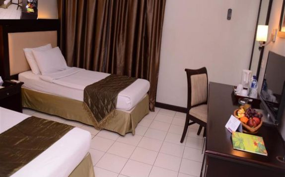 Twin Bed Room Hotel di Tirta Sanita Spa Resort