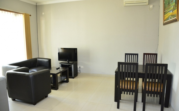 Interior di Town House Hotel & Residence