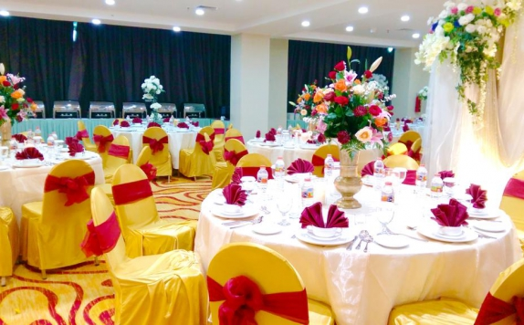 Ballroom di Travellers Hotel Phinisi