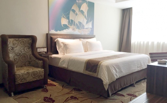 Guest Room di Travellers Hotel Phinisi