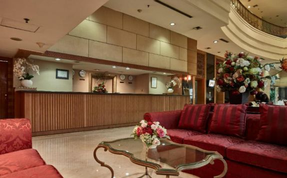 Lobby & Reception di Treva International