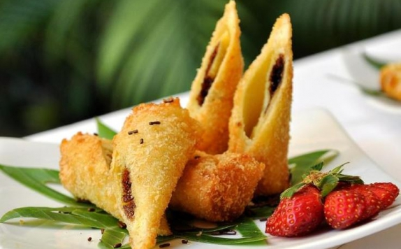 Food and beverages di Tryas Hotel Cirebon