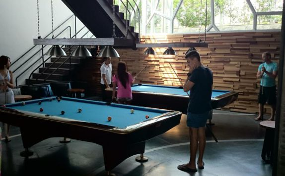 Recreational Facility di TS Suites Leisure Seminyak