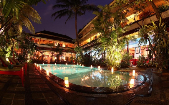 Swimming Pool di Tugu Malang Hotel