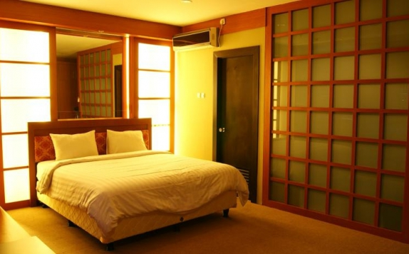 Guest room di Twin Tower Apartment