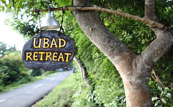 di Ubad Retreat