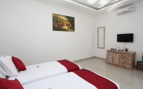 guest room di Ubad Retreat