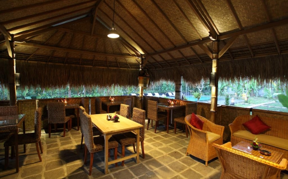 restaurant di Ubad Retreat