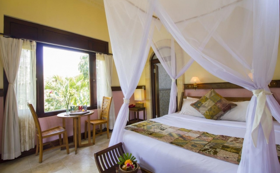 guest room di Ubud Aura Retreat