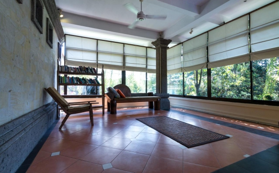 Interior di Ubud Aura Retreat