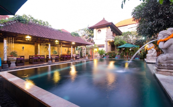 Swimming Pool di Ubud Aura Retreat