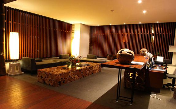 Lobby di Ubud Green Resort Villas