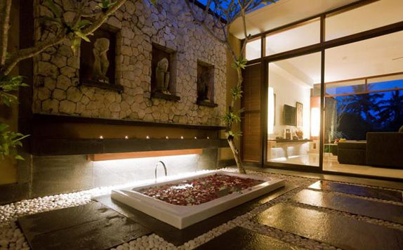 One Bedroom Pool Villa di Ubud Green Resort Villas