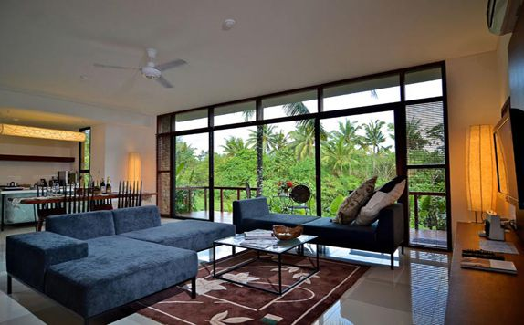 Premier Two Bedroom Pool Villa di Ubud Green Resort Villas
