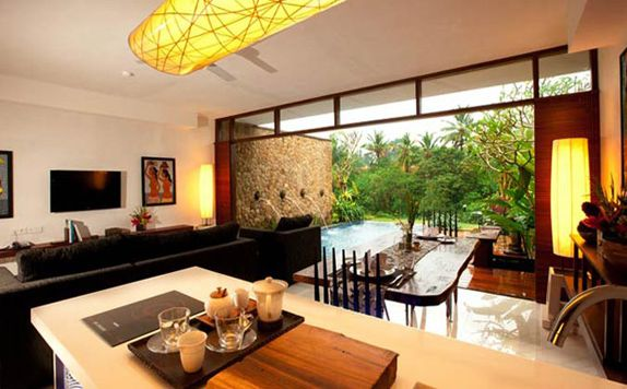 Two Bedroom Pool Villa di Ubud Green Resort Villas